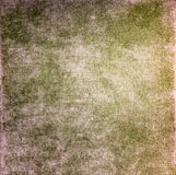 Grön abstrakt grungetextur Arkivbild