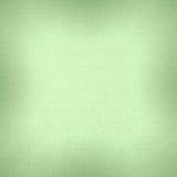 Grön abstrakt kanfasbakgrund Royaltyfri Fotografi