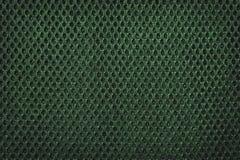 Grön abstrakt plast- silkespapperbakgrund Arkivbild