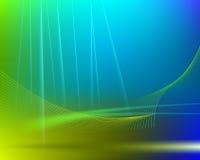 Grön abstrakt torkduketexturbakgrund. Royaltyfri Foto
