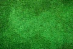 Grön abstrakt yttersida med rökmodellen Arkivfoton