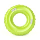 Grön badcirkel Fotografering för Bildbyråer