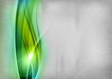 Grön bakgrund Arkivbild