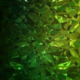Grön bakgrund av smyckengemstonen Arkivbild