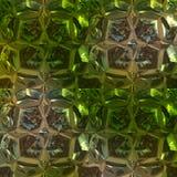 Grön bakgrund av smyckengemstonen Arkivfoto