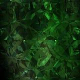 Grön bakgrund av smyckengemstonen Arkivbilder