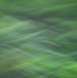 Grön bakgrund för Blur Arkivfoton