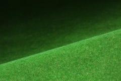 Grön close för gräskullbakgrund upp Arkivbild