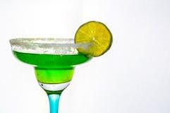 Grön coctail Arkivfoto