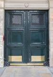 Grön dörr 3 Royaltyfri Fotografi