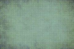 Grön geometrisk bakgrund för tappning med cirklar fotografering för bildbyråer