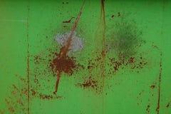grön grunge för bakgrund Royaltyfri Bild