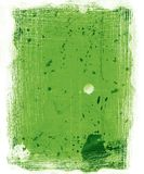 grön grunge för bakgrund stock illustrationer