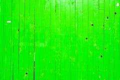 grön grunge för staket Arkivfoton