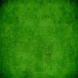 grön grungetextur Arkivbild