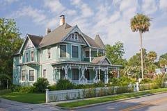 grön home stilvictorian royaltyfri fotografi