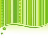 grön illustrationvektor för bakgrund Fotografering för Bildbyråer