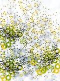 grön invasion Arkivbilder