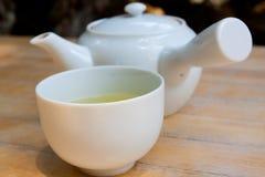 grön japansk tea Royaltyfri Bild