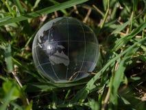 Grön jord Australien Royaltyfria Bilder