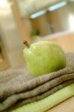 grön kökpear Fotografering för Bildbyråer