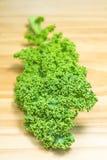 grön kale Royaltyfria Foton