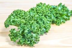 grön kale Arkivfoto