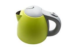 Grön Kettle arkivfoton