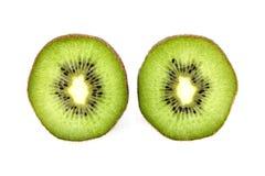 Grön kiwi Arkivfoto