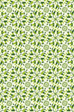 grön lövrik natur för bakgrund Arkivfoton