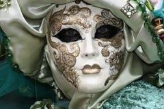 grön lady Royaltyfria Foton
