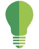 grön lampa Arkivfoton