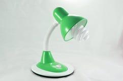 Grön lampisolat för färg Arkivbilder