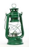 grön lampolja Royaltyfria Bilder