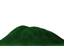 Grön lawn royaltyfri illustrationer