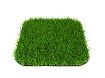 grön lawn för gräs vektor illustrationer