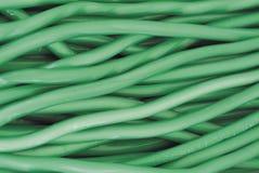 grön licorice Fotografering för Bildbyråer
