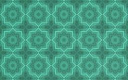 Grön lyxig texturbakgrund vektor illustrationer