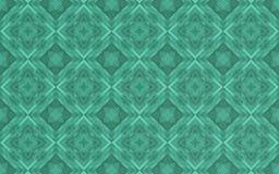 Grön lyxig texturbakgrund stock illustrationer