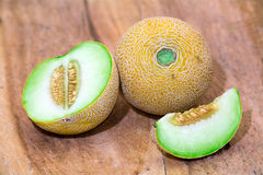 grön melon Royaltyfri Bild