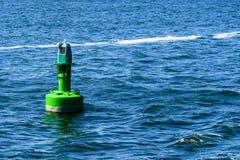 Grön metriskt ton Royaltyfri Fotografi