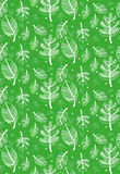 Grön modell Royaltyfri Foto