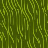 grön modell Arkivbild