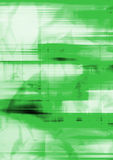 grön modell för bakgrund Royaltyfri Illustrationer