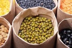 grön njure för bönor royaltyfria bilder