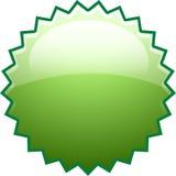 grön ny färgstänk för bang Royaltyfri Bild