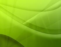 Grön organisk bakgrund Royaltyfria Bilder