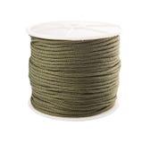 Grön Para kabel I arkivfoto