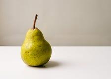 grön pear Arkivfoton