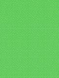 grön polka för prickar Arkivbilder